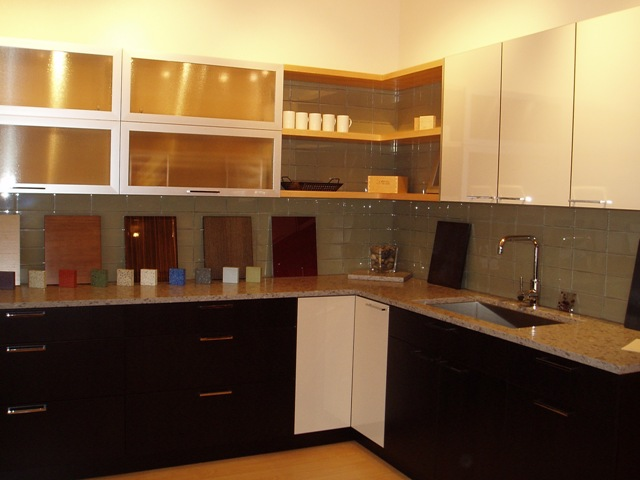 view - Columbia Kitchen Cabinets