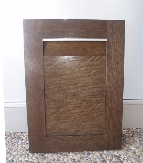 Custom Made Kitchen Cabinet Glass Doors Sacramento