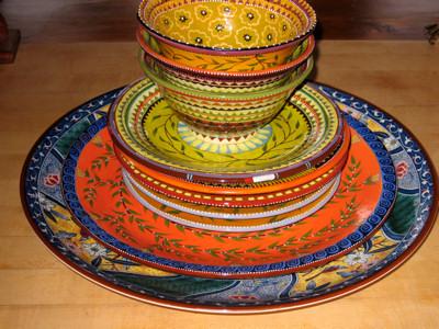 Funk color and dinnerware sacramento kitchen design blog - Funky flatware sets ...