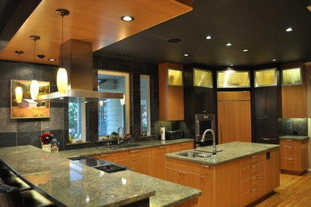 That's Hot!!! This Davis Kitchen Does Contemporary | Sacramento ...