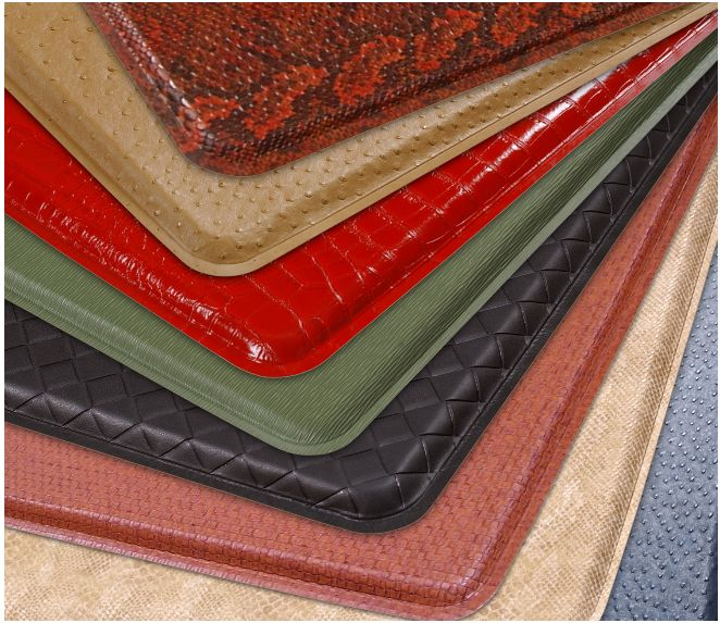 Anti Fatigue Mats, Thank You! | Sacramento Kitchen Design Blog