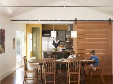 Barn Doors Sacramento Kitchen Design Blog
